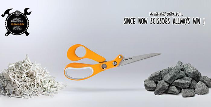 Fiskars 3D Scissors