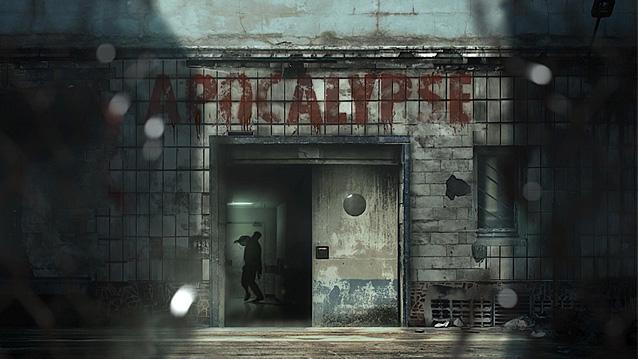 Apocalypse intro 3D animation