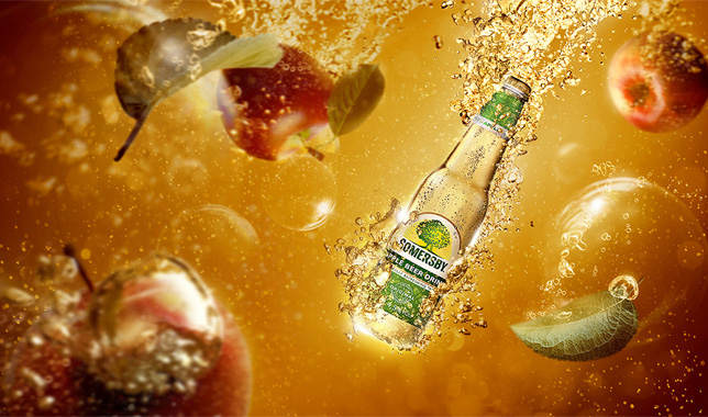 Somersby Apple Poster