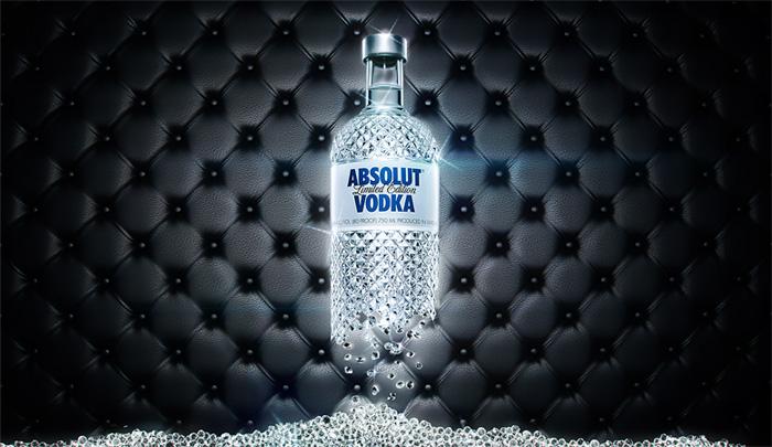 Absolut Vodka Poster Design