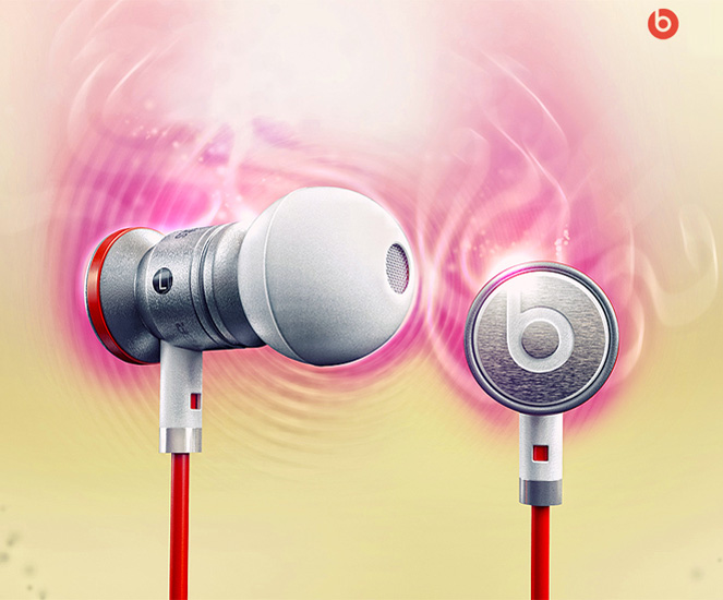 Beats by Dr Dre 3D Headset