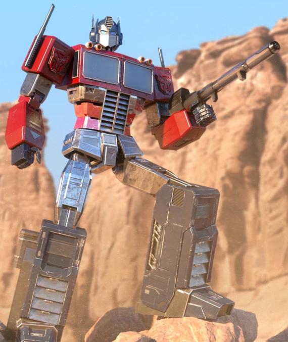 Transformers Animation