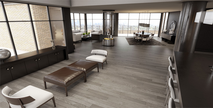 Floor Customization System