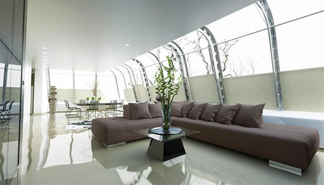 3D Sofa Color Customization