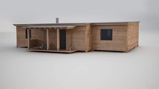 3D Building Animation