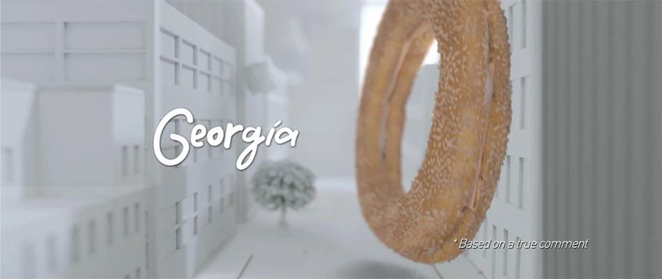 Gregorys Bagel TVC