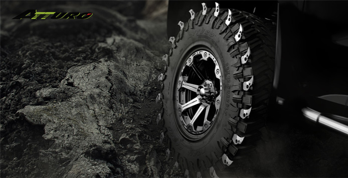 Atturo 3D Tire Poster