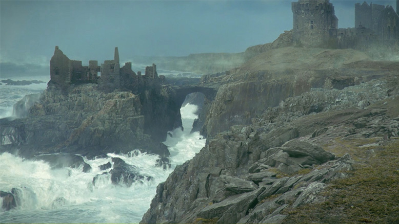 Cliff 3D VFX and Composition