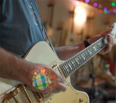 Guitar VFX