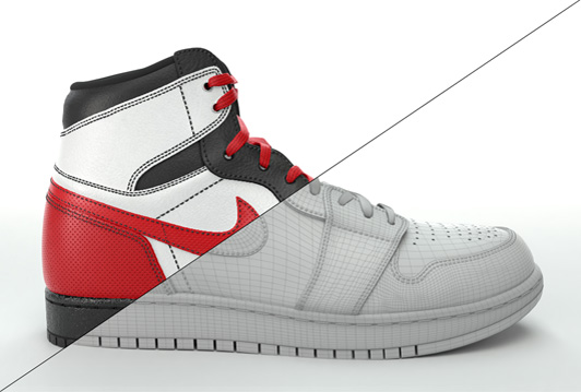 Nike Jordan Poster